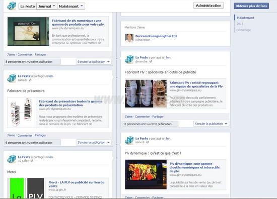 facebook - Réseaux sociaux