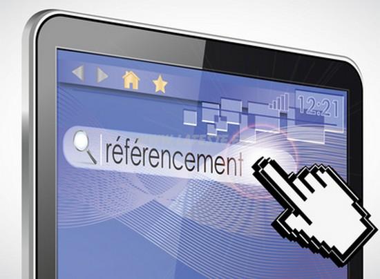 référencement - services SEO