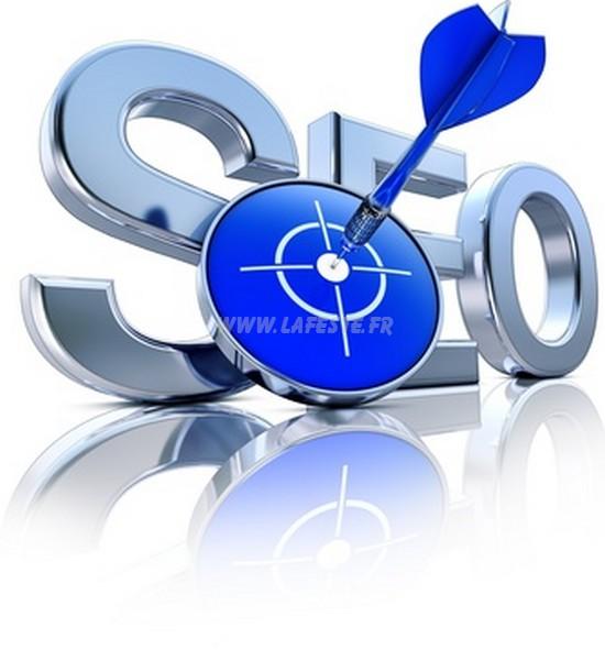référencement Google - services SEO