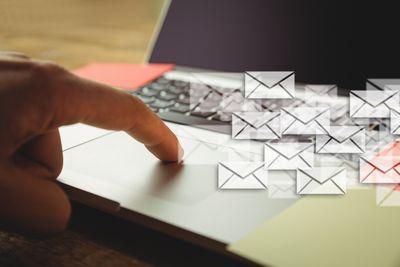 emailing - réception de mails