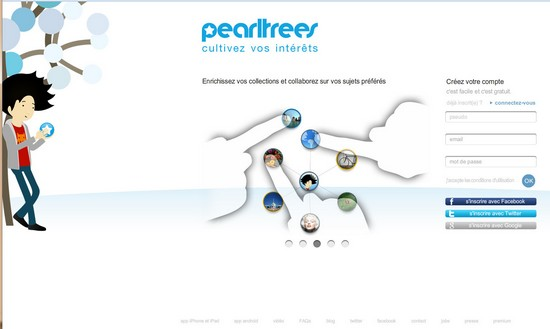 Pearltrees - Services SEO